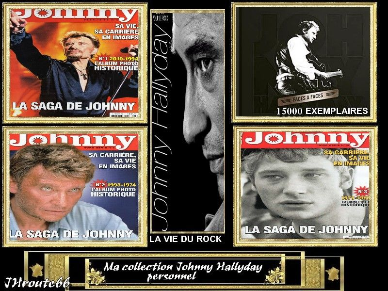 jhroute66 site news de johnny hallyday page 2. Black Bedroom Furniture Sets. Home Design Ideas